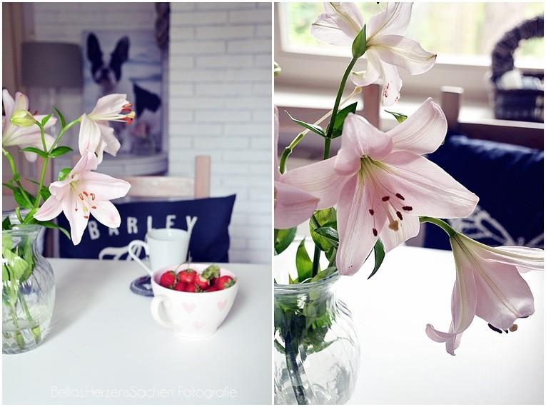 Einrichtung Blumen Blog