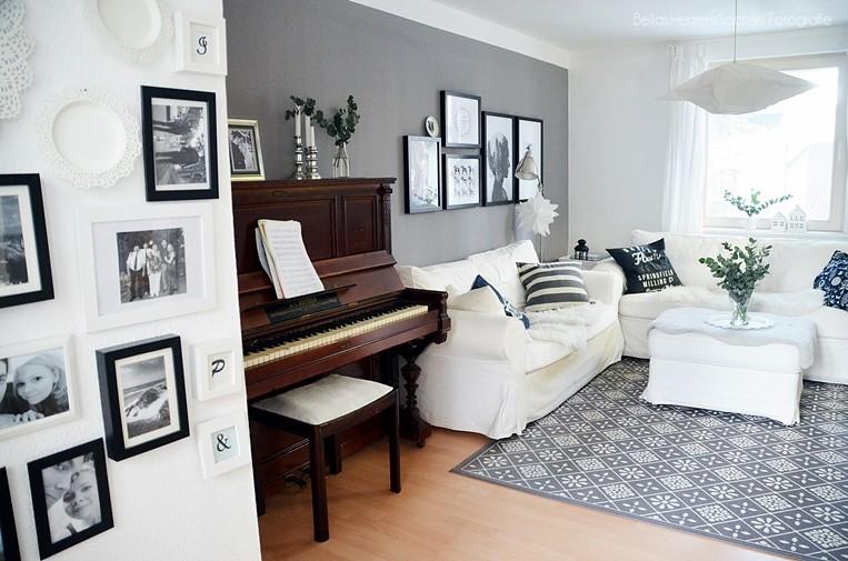 Wohnzimmer Bellas Herzenssachen