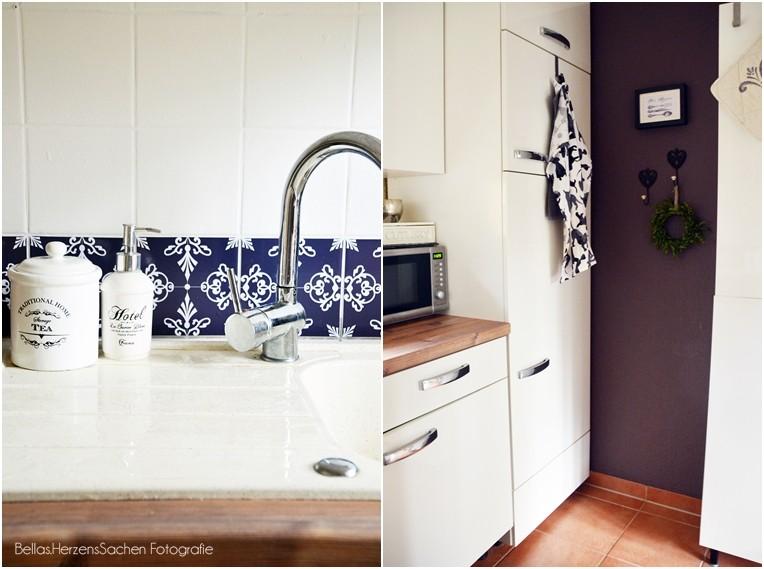 IKEA Küche weiß kleine Küche