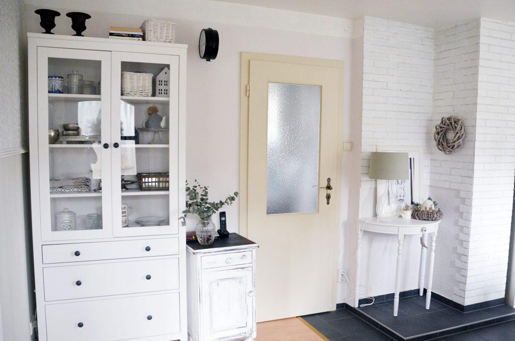einblicke in das esszimmer von bellas herzenssachen. Black Bedroom Furniture Sets. Home Design Ideas