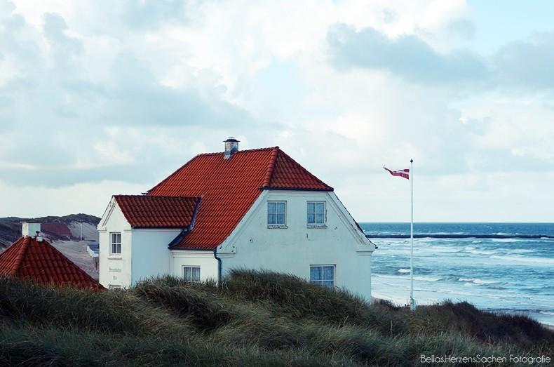 Strandhaus Dänemark
