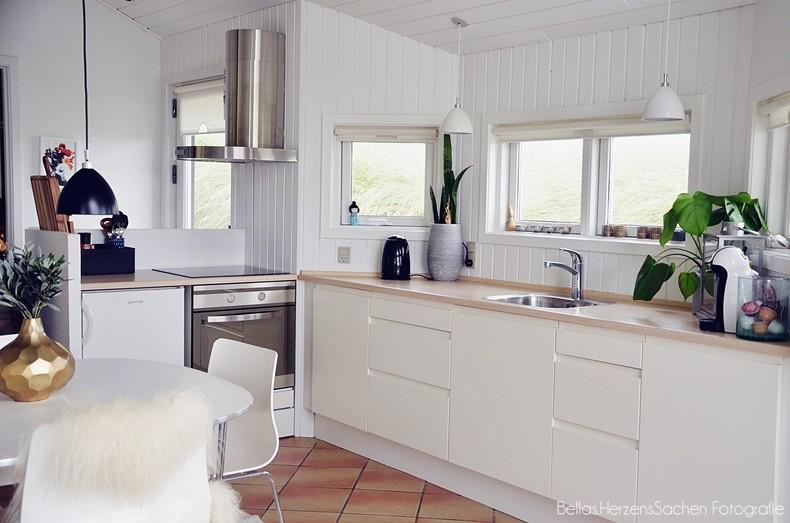 Küche Scandi-Haus