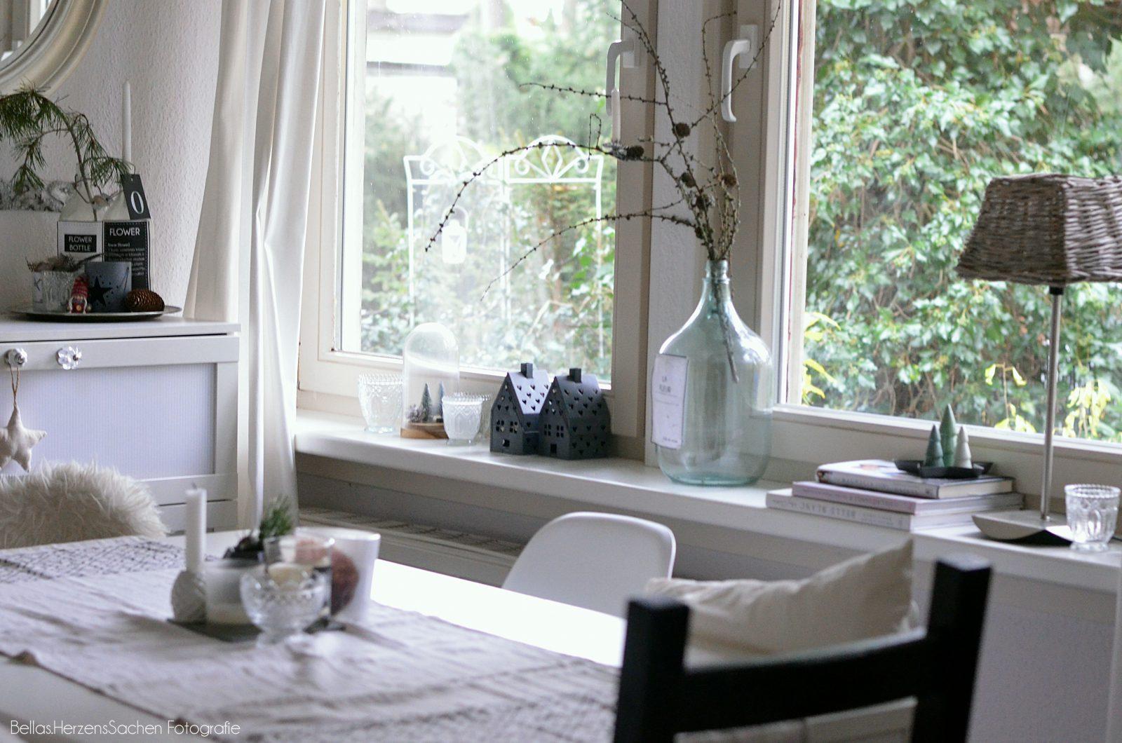 Fensterbrettdeko step-by-step Anleitung