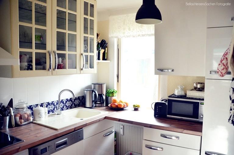 IKEA Küche klein Bellas.Herzenssachen Blog