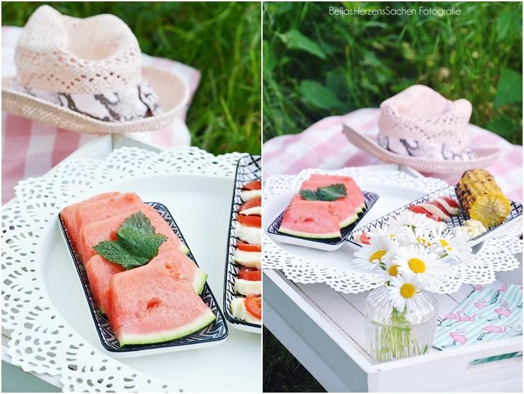 Speisen Picknick