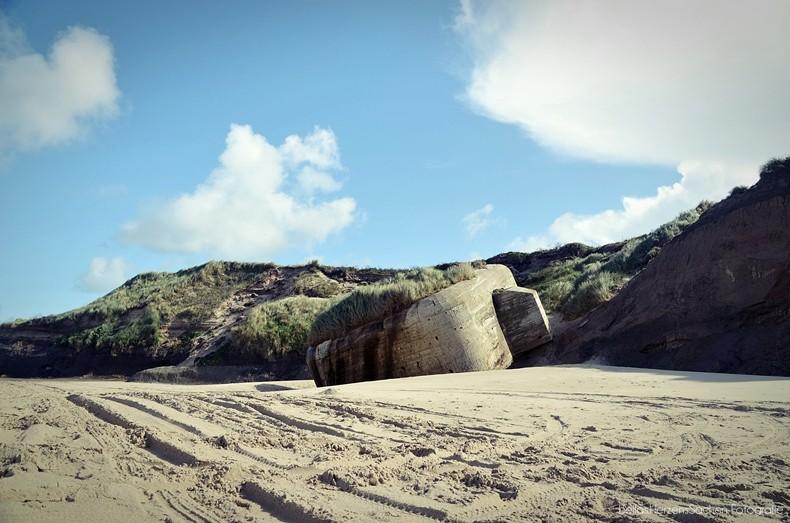 Strand Lokken Dänemark