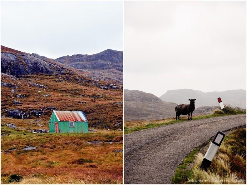 Schottland Landschaft