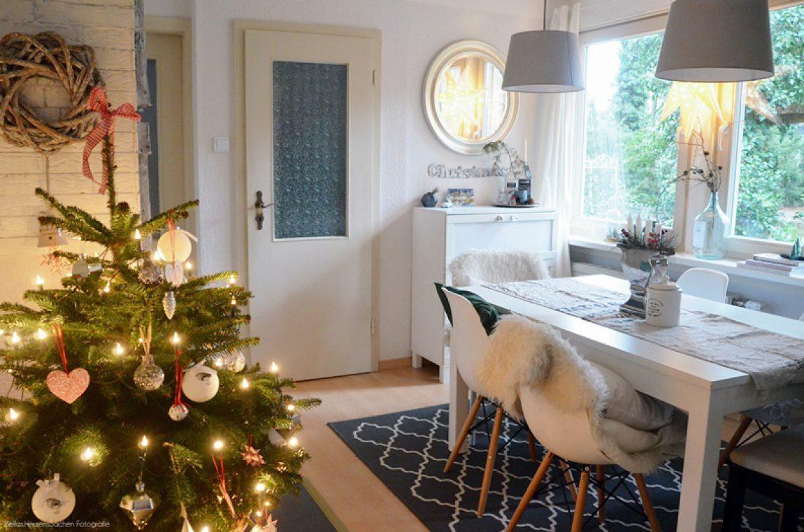 Weihnachtsbaum Esszimmer