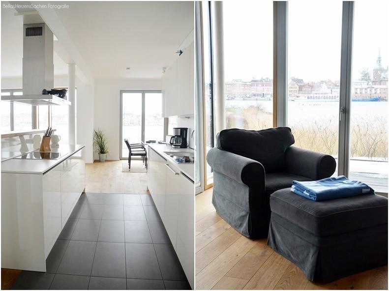 Modernes Interieur Design an der Ostsee - Bellas.HerzensSachen