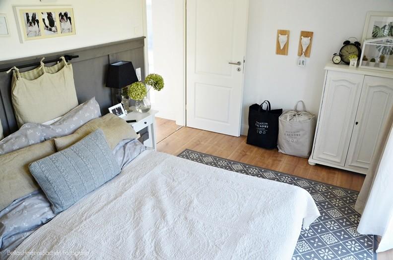 Schlafzimmer französischer Landhausstil