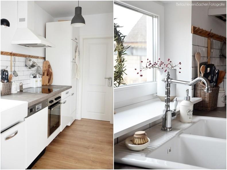Dekoration Landhausküche