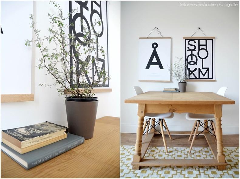 Schwedisches Interieur
