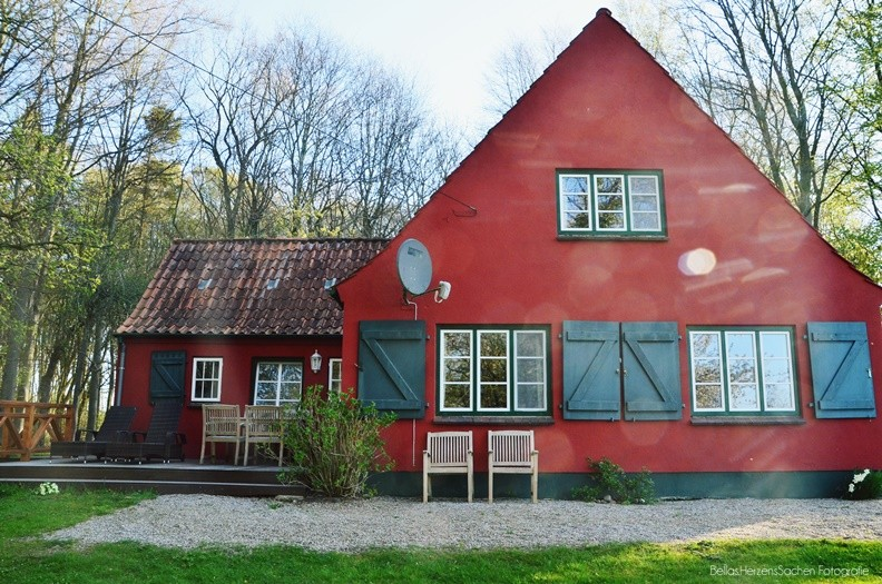 rotes Forsthaus