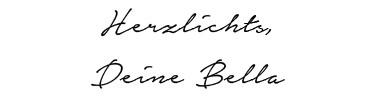 Bella Unterschrift