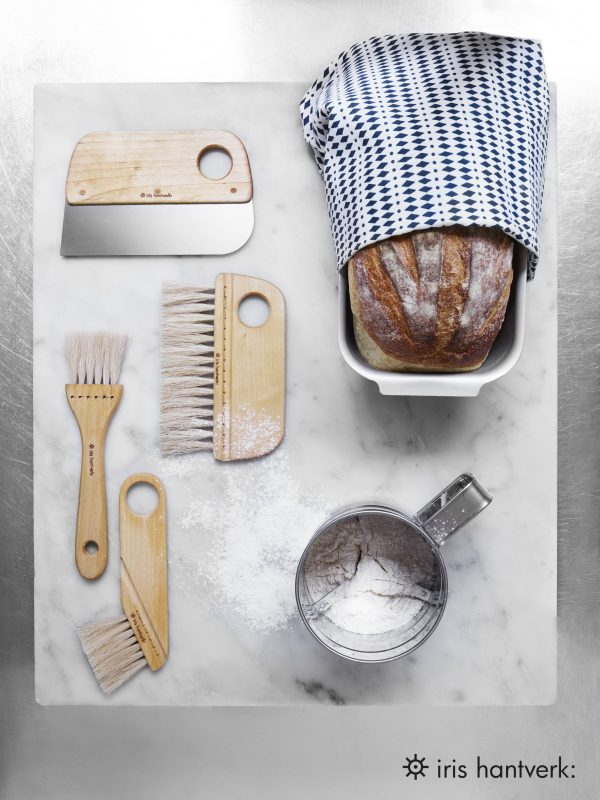 Bäckerbürste Iris Hantverk