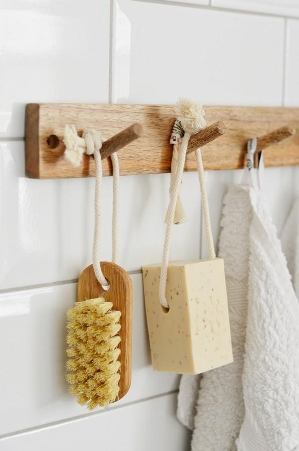 Nagelbürste handgefertigt Holz