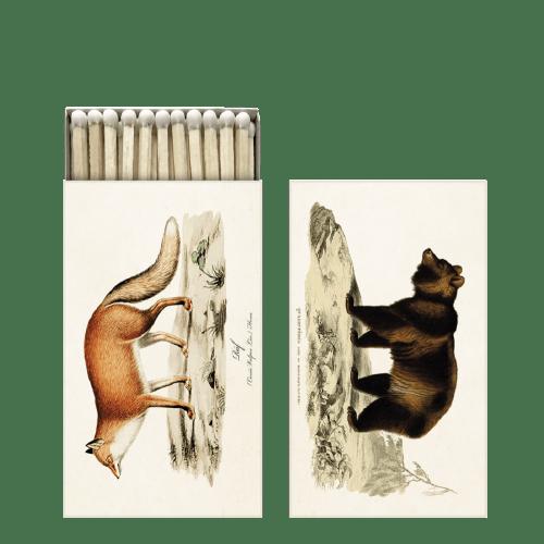 Vintage Streichholzschachtel