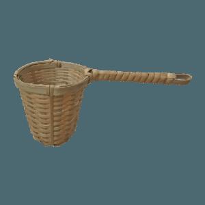 Teesieb aus Bambus Sköna Ting ein Grif