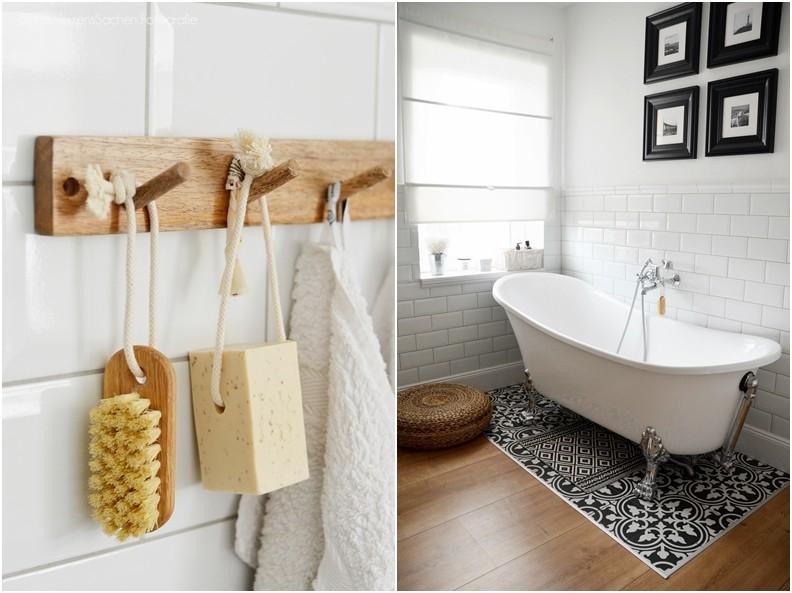 Nachhaltige Produkte im Badezimmer