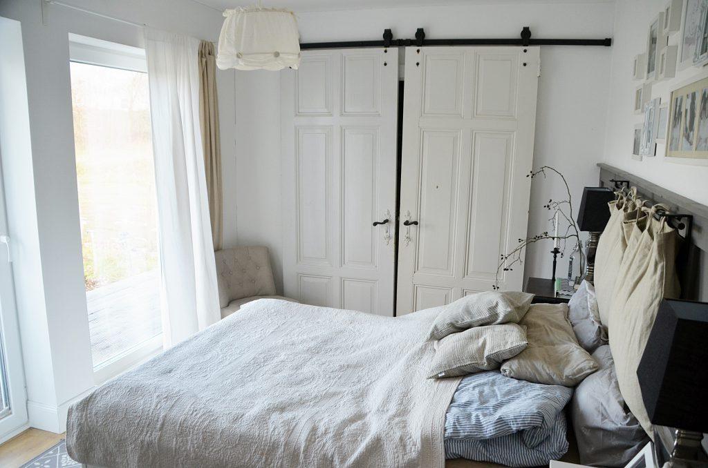 Natürliche Dekoration Schlafzimmer