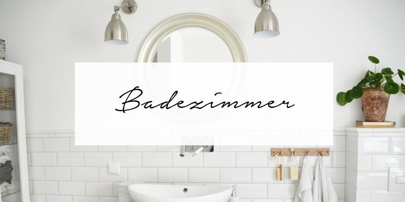 Nachhaltige Badezimmer Accessoires