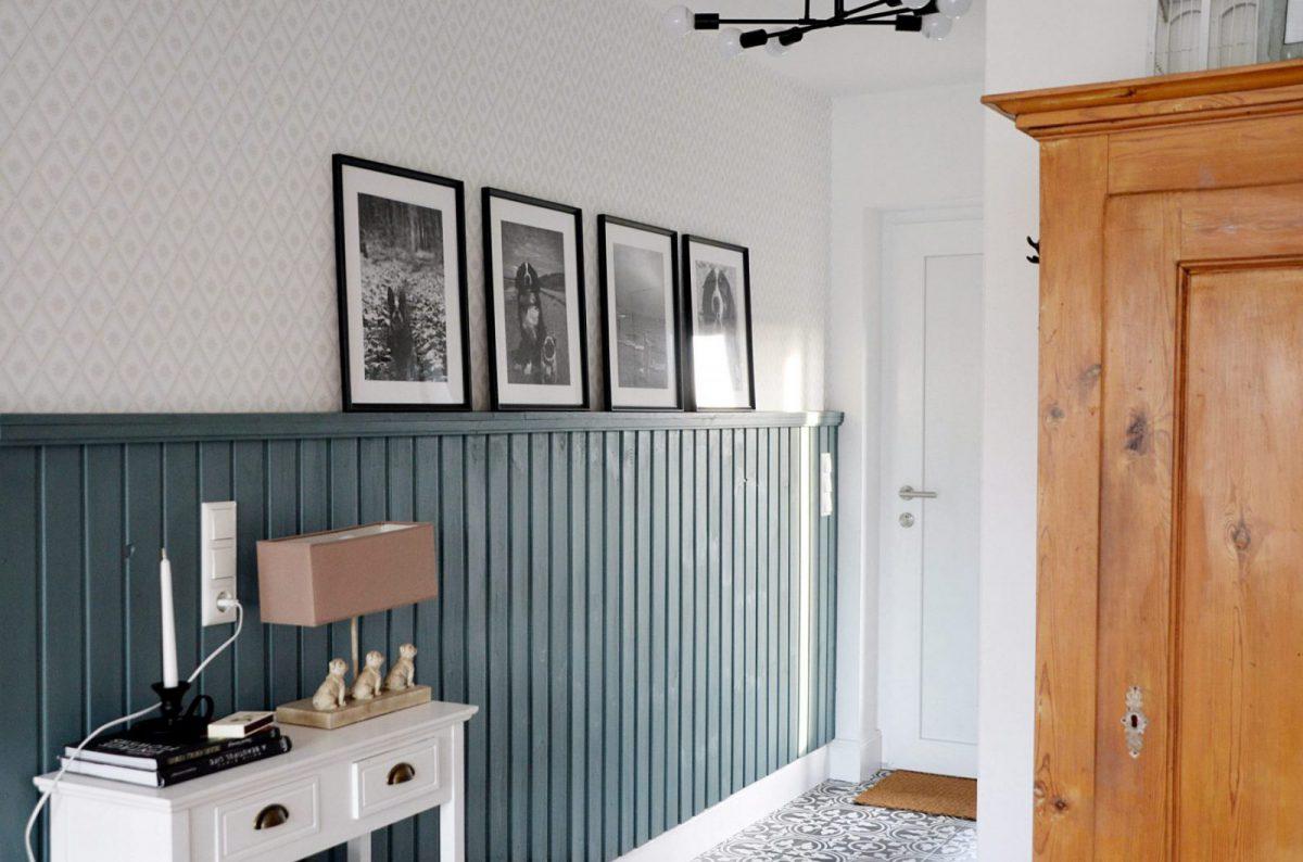 Flur Schwedisches Landhaus