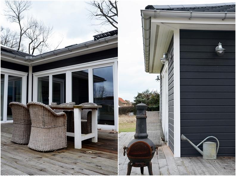 schwarzes Schwedenhaus