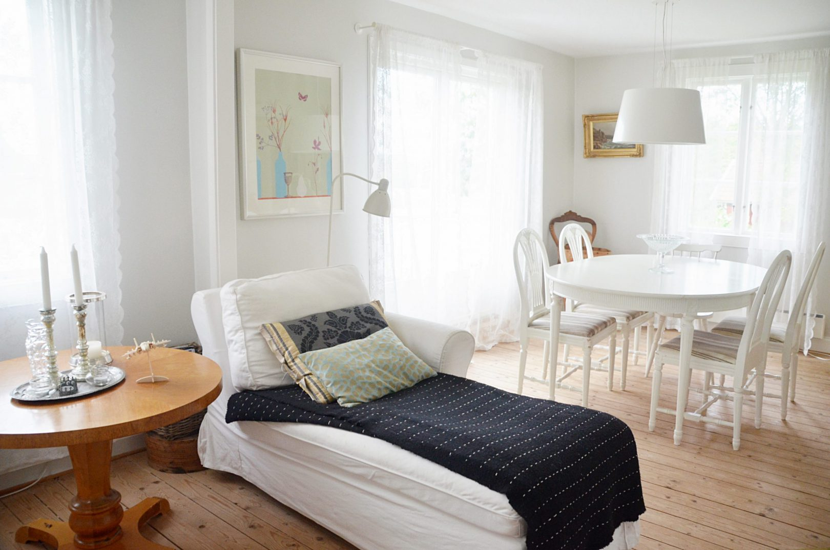 Wohnen Wie Im Schwedischen Landhaus Bellas Herzenssachen