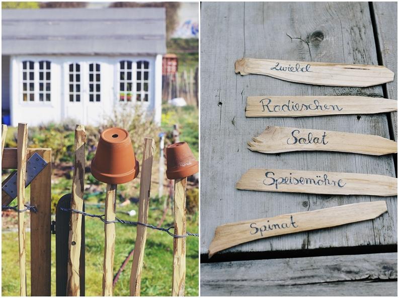 Bauerngarten DIY