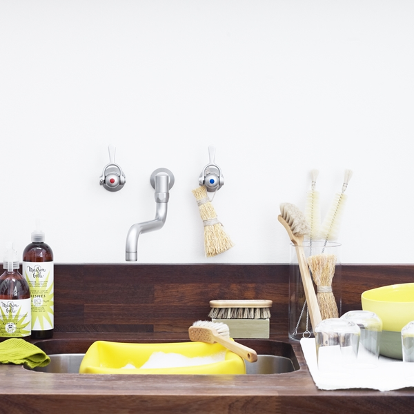 Spülbesen natürliche Materialien nachhaltig