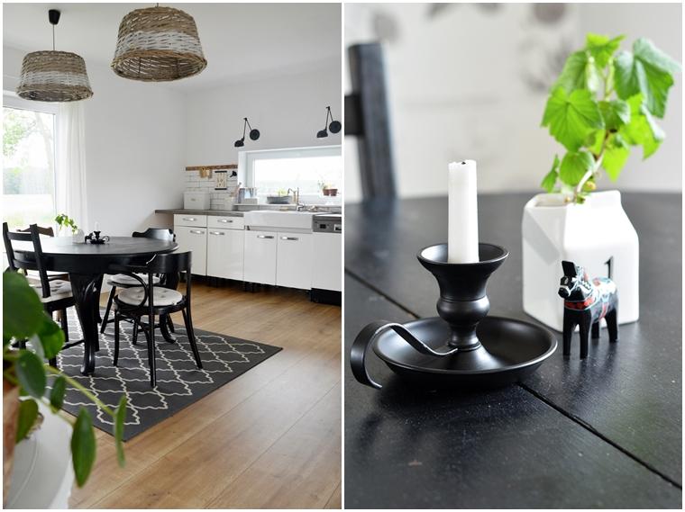 Landhausküche Skandinavien