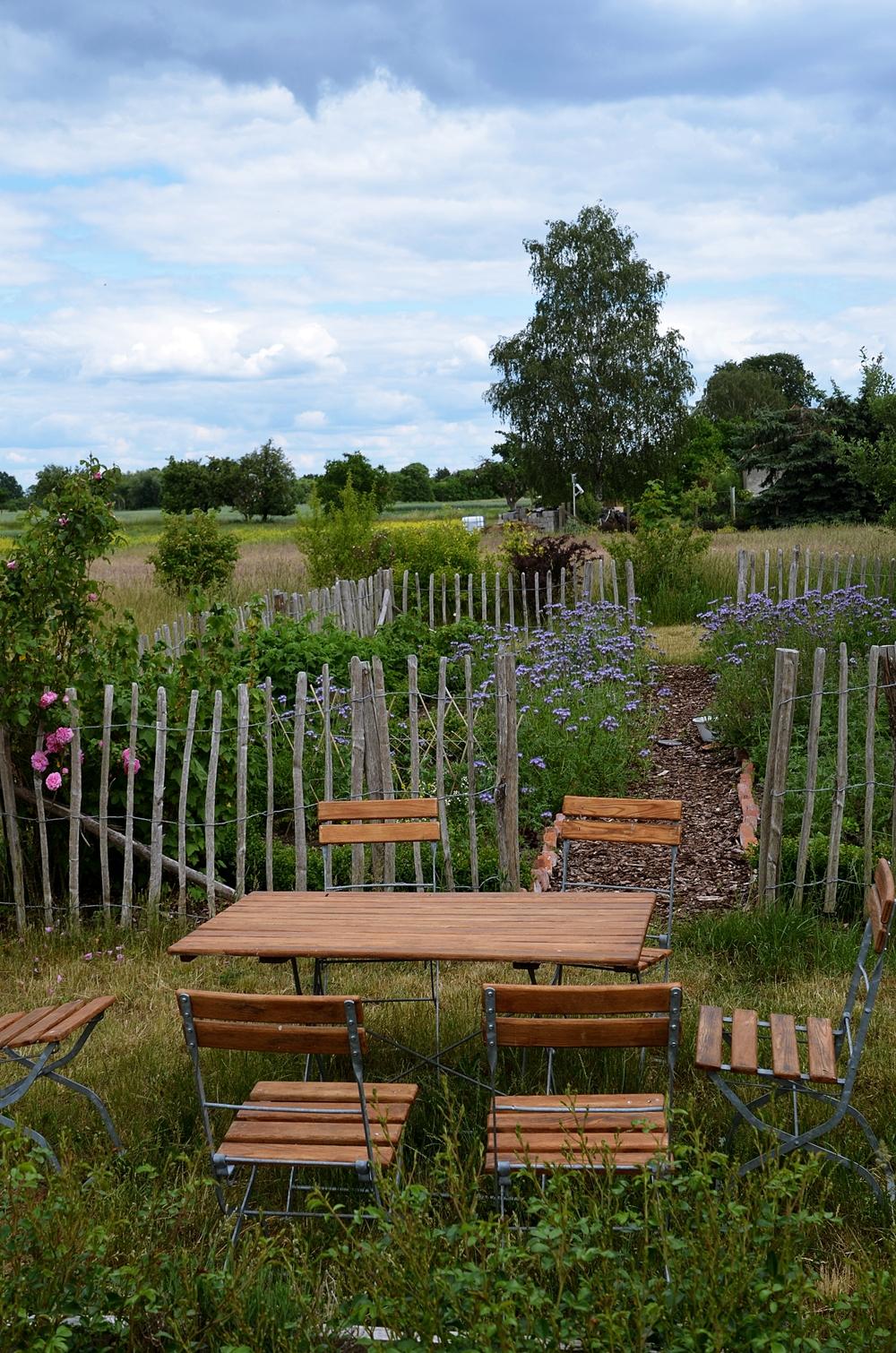 Bauerngarten Gemüsegarten