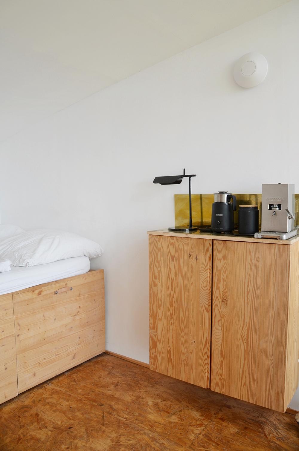 nordisches Ferienhaus Black Cabin