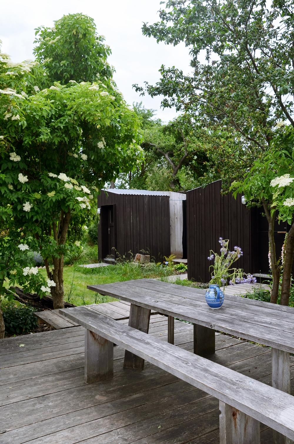 Black Cabin schwarze Tinyhouse