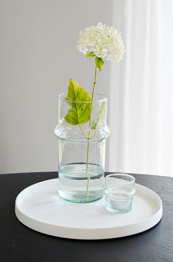 Teelicht und Vase von UNC Amsterdam