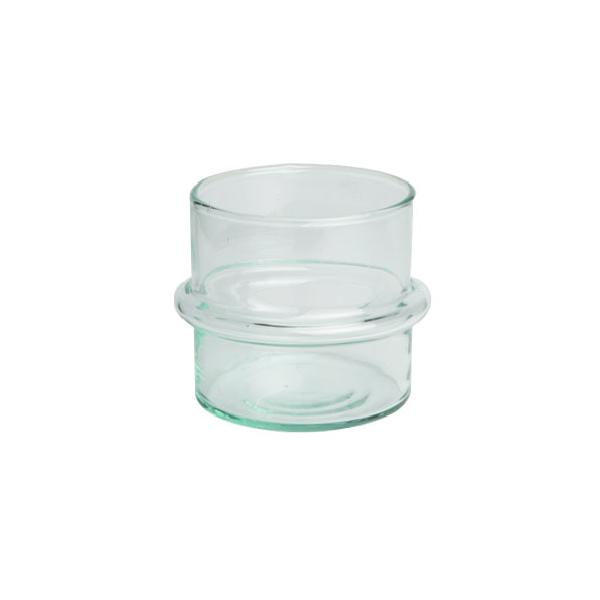 Teelicht recyceltes Glas UNC Amsterdam
