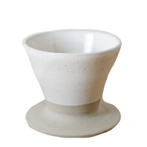 Kaffeefilter Keramik handgefertigt