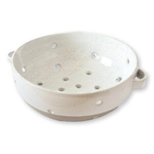 Keramik Sieb handgefertigt