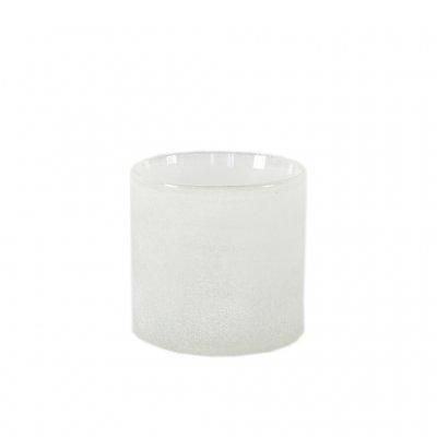 Frost Kerzenhalter weiß