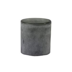 Kerzenhalter Frost grau M