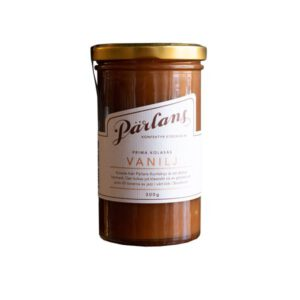 Karamellsauce Vanille Pärlans
