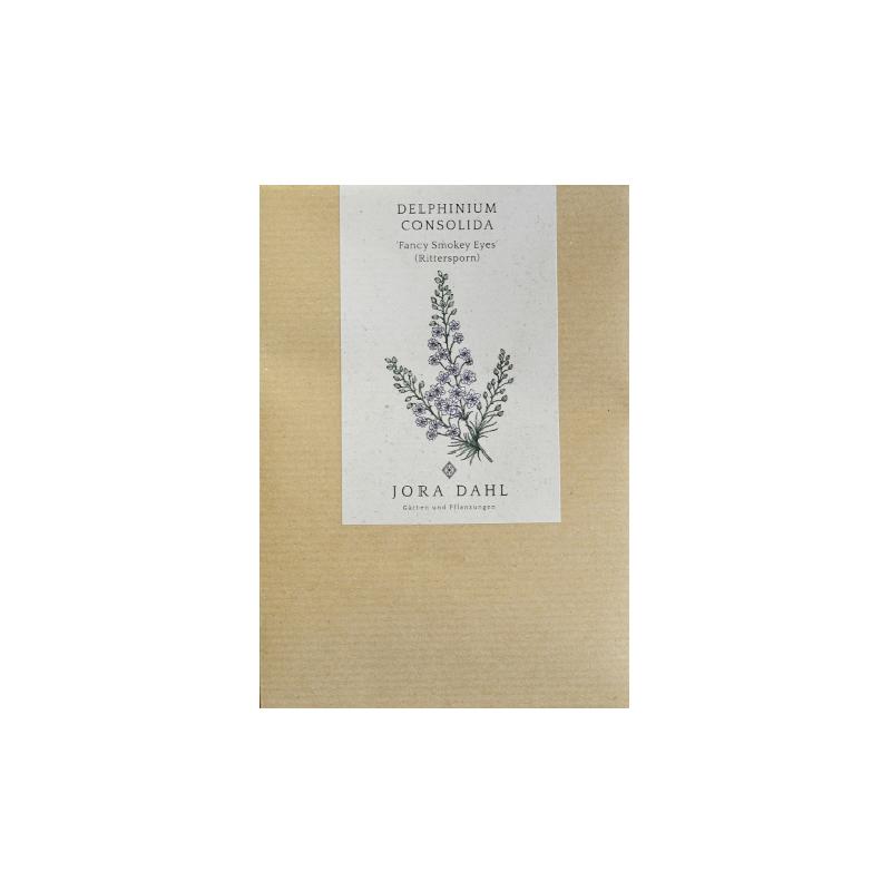 "Blumensamen – Rittersporn ""Fancy Smokey Eyes"""