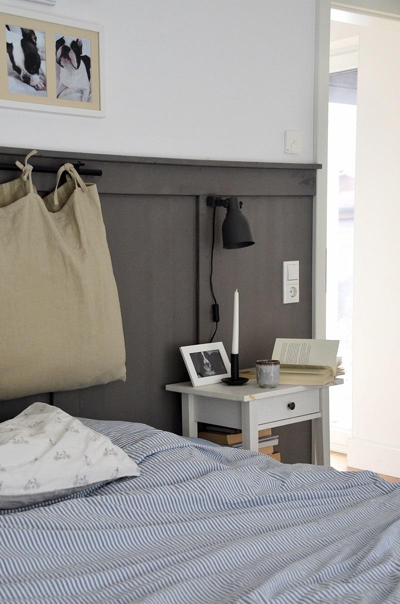 Schlafzimmer im Skandi Style