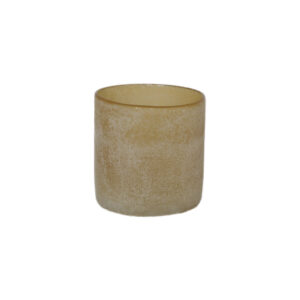 Kerzenhalter Frost amber S