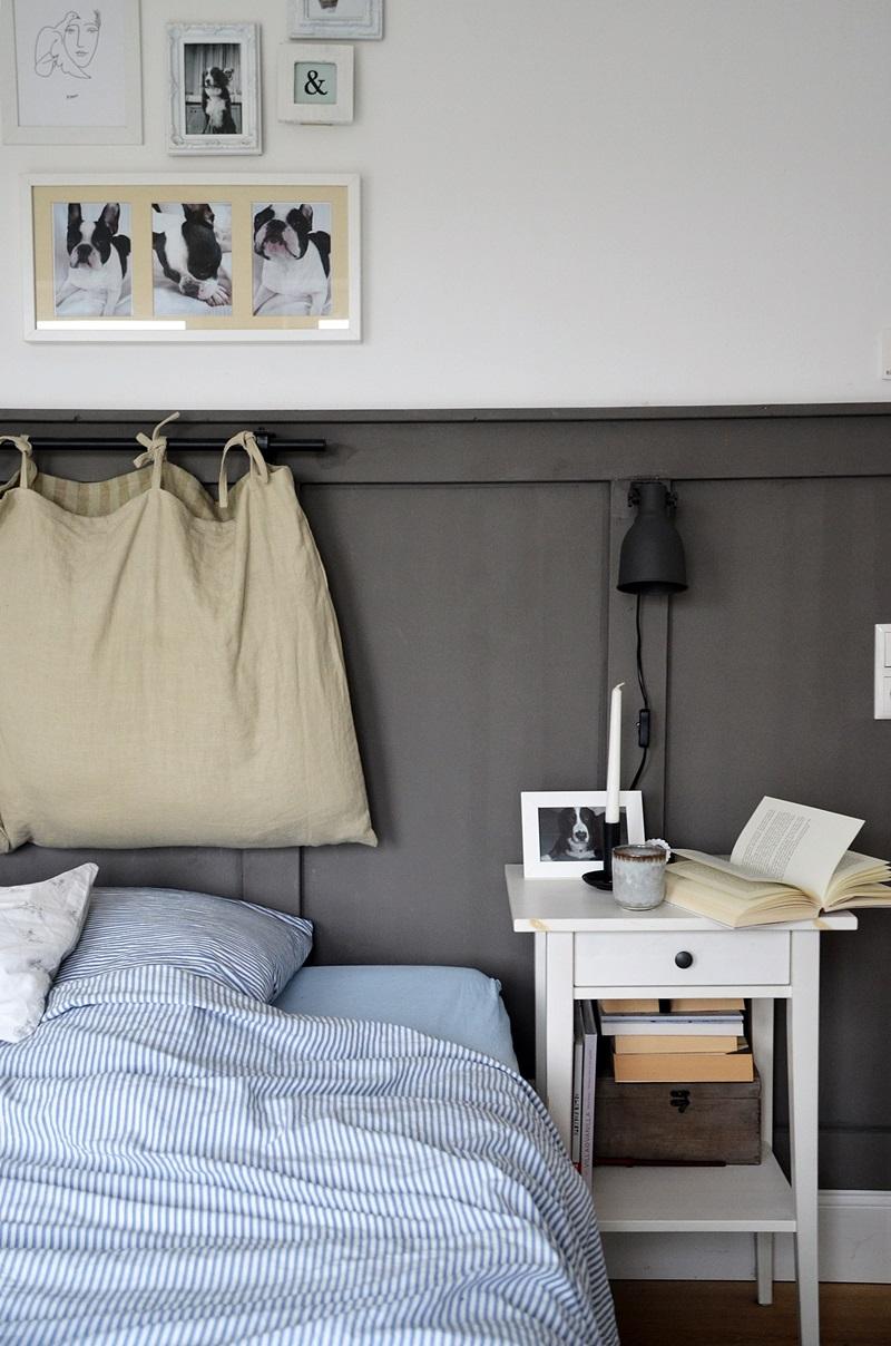 Schlafzimmer Skandi Style