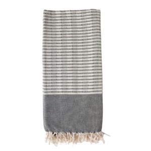 Decke aus Baumwolle Muster, Skandi