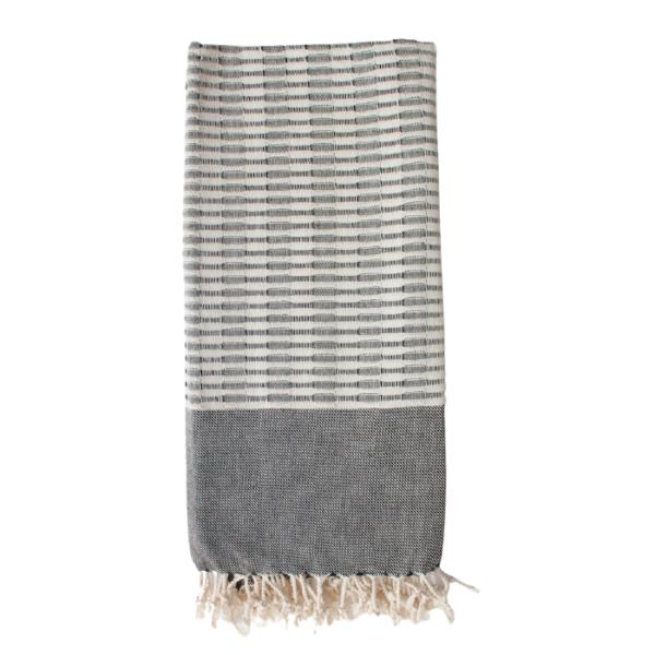 Decke aus Baumwolle Skandi