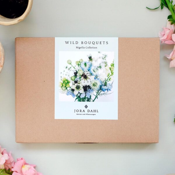 Wild Bouquets Nigella Collection von Jora Dahl