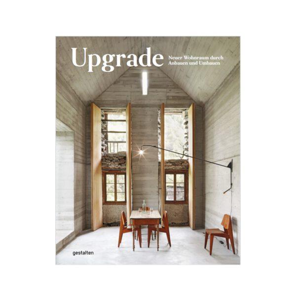 Buch Upgrade - gestalten