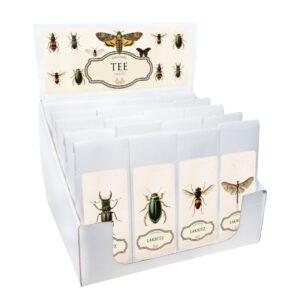 Lakritztee Motiv Insekten
